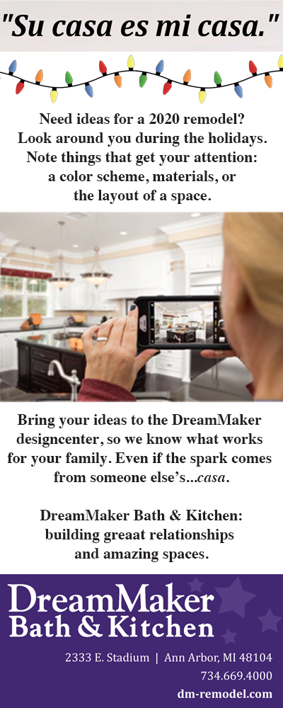 Dream Maker Ad